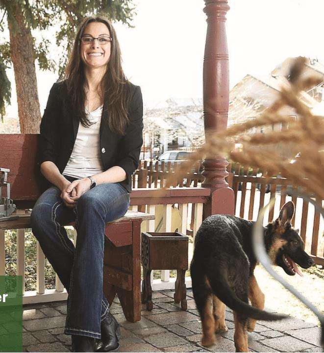 Trisha Curtis interview with Denver Business Journal