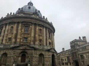 Oxford Oil Day 2018 Presentation and Upcoming Research