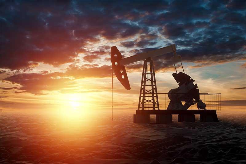 oil pump rig