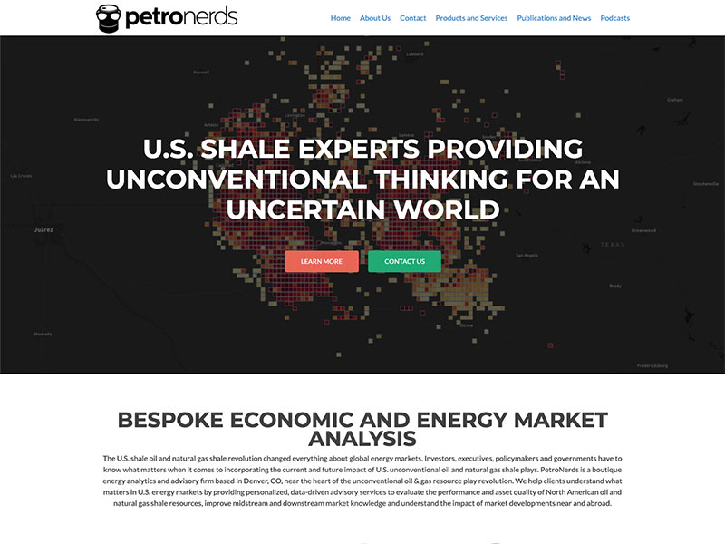 Old petronerds website