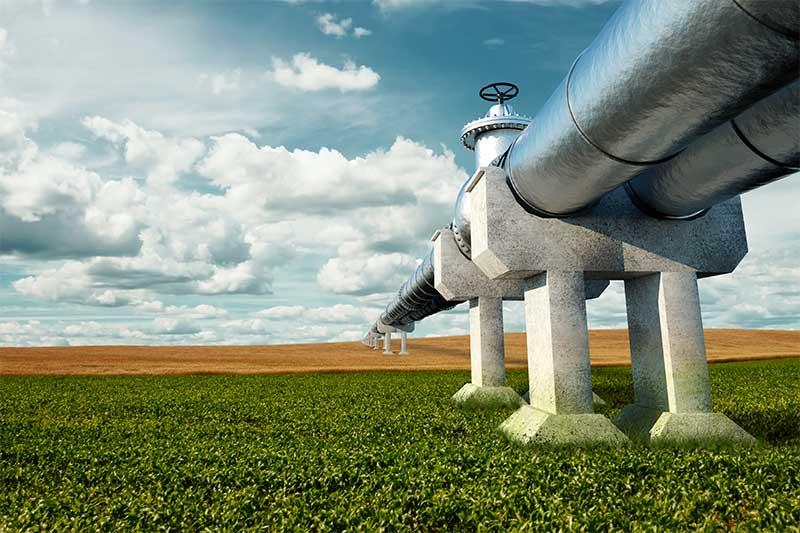 Pipeline street field transportation